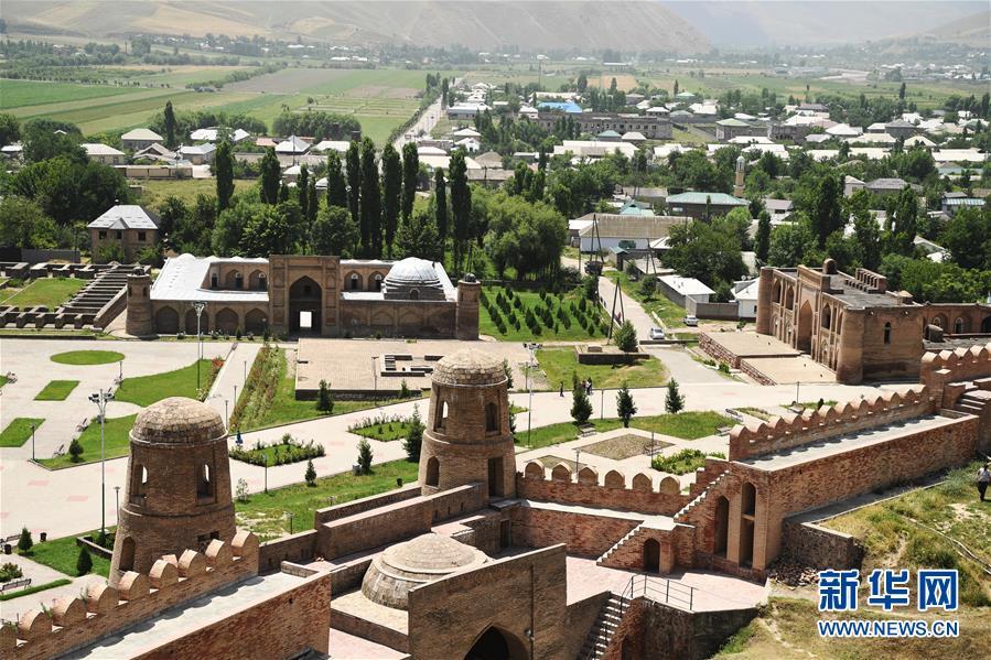 (国际)(4)探访吉萨尔城堡
