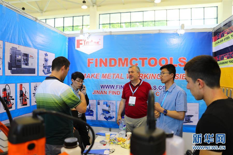 (国际)(5)中国商品和服务展助推乌兹别克斯坦和中国经贸合作