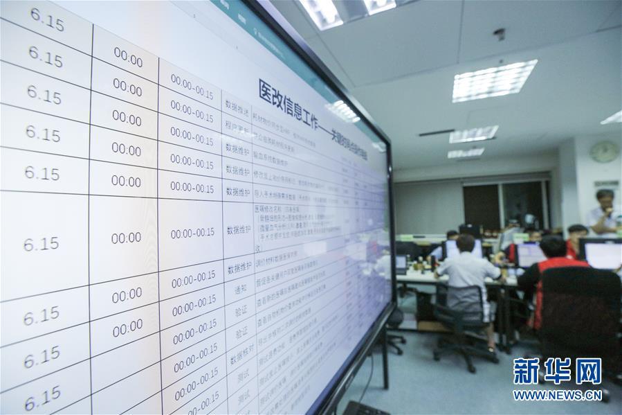 (健康)(7)北京医耗联动综合改革正式实施