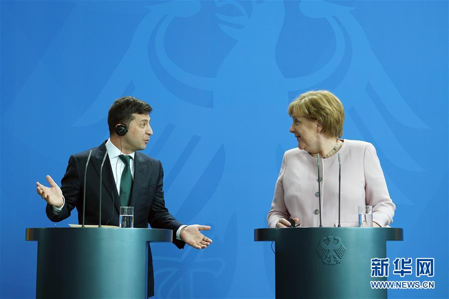 (国际)(2)默克尔说德国不支持欧盟扩大对俄制裁