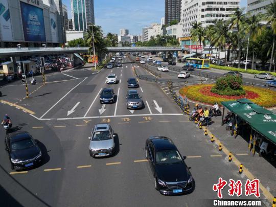 海南拟对外地号牌小客车限行预计8月1日起施行